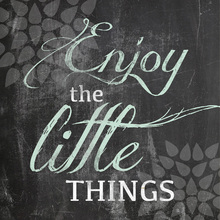 Canvas print - Little Things