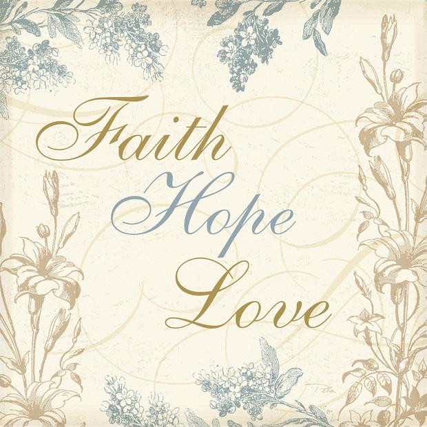 Faith hope love wall mural photo wallpaper photowall - Faith love hope pictures ...