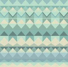 Wallpaper - Weave Mint