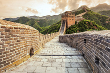 Fototapet - Great Wall of China