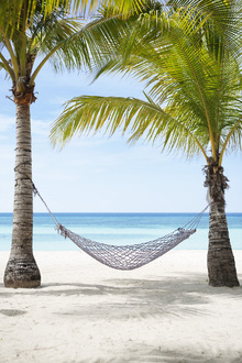 Lerretsbilde - Hammock Vacation, Bohol Philippines