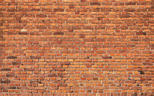 Fototapet - Faux Brick Wall
