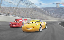 Canvasschilderij - Cars 3 - Friendship for the Win