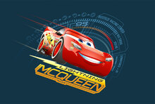 Wall mural - Cars 3 - Lightning McQueen 95