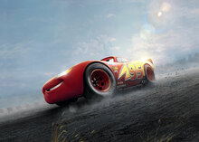Canvasschilderij - Cars 3 - Fast as Lightning