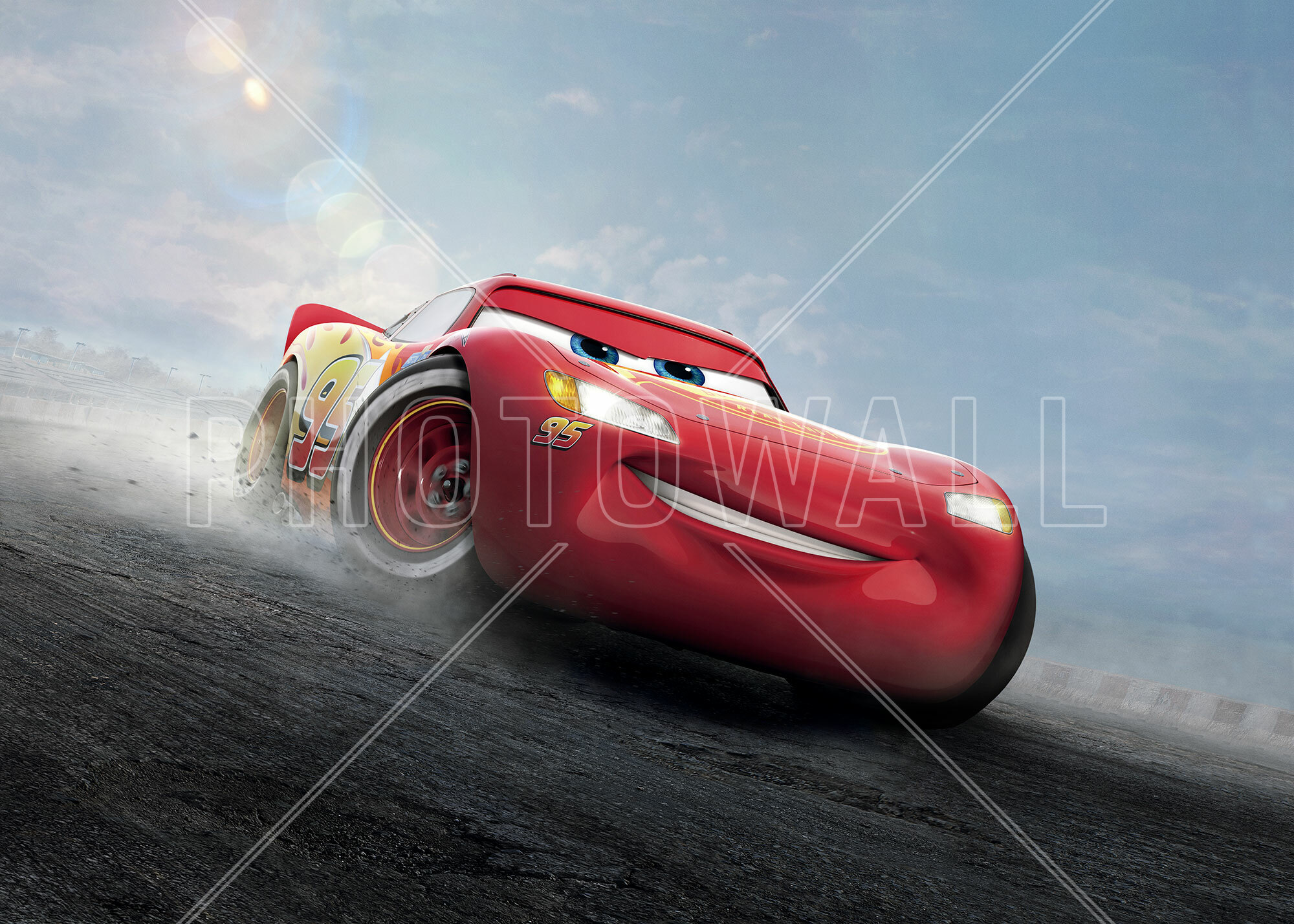 Cars 3   The Legendary Lightning McQueen Part 55