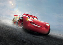 Fototapet - Cars 3 - The Legendary Lightning McQueen