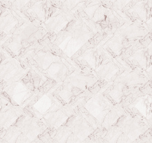Tapisserie - Marble Tiles - Pink