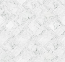 Wallpaper - Marble Tiles - Green