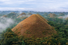 Fototapet - Chocolate Hills