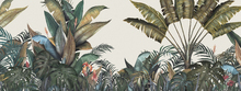 Wall Mural - Tropical