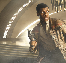 Canvastavla - Star Wars - Finn