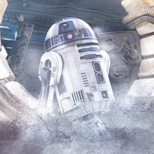 Canvastavla - Star Wars - R2-D2