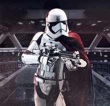 Canvastavla - Star Wars - Captain Phasma