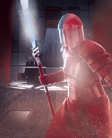 Canvastavla - Star Wars - Praetorian Guard