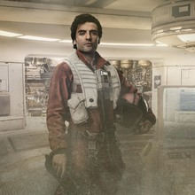 Fototapet - Star wars - Poe Dameron - Rebel Pilot
