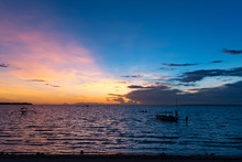 Canvas print - Bantayan Sunrise IV