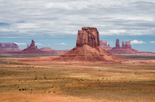 Canvas print - Monument Valley, Arizona