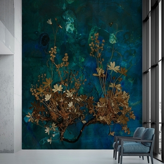 Passionate precision in dramatic works of art in the new collection Flora Hysterica II