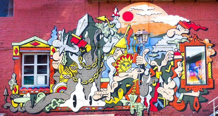 Graffiti-Wandkunst ist die perfekte Wahl als Dekoration für Ihr Zuhause, besonders wenn Sie das städtische Straßenleben beibehalten möchten. Hier haben wir für Sie die Informationen über die Graffiti-Wandkunst zusammengefasst.
