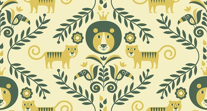 Jungle - Yellow