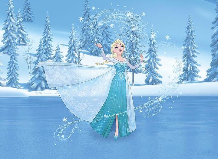 Frozen - Elsa and Magic Heart