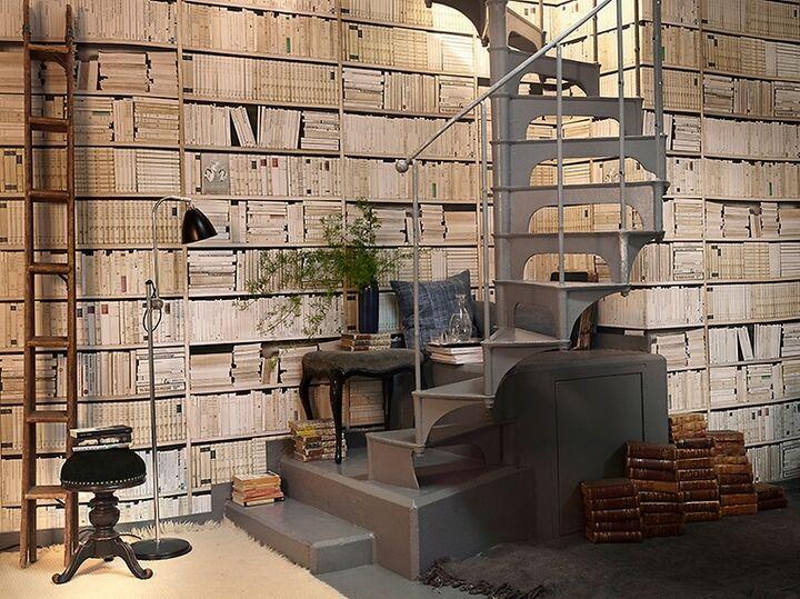 Bookshelf - White