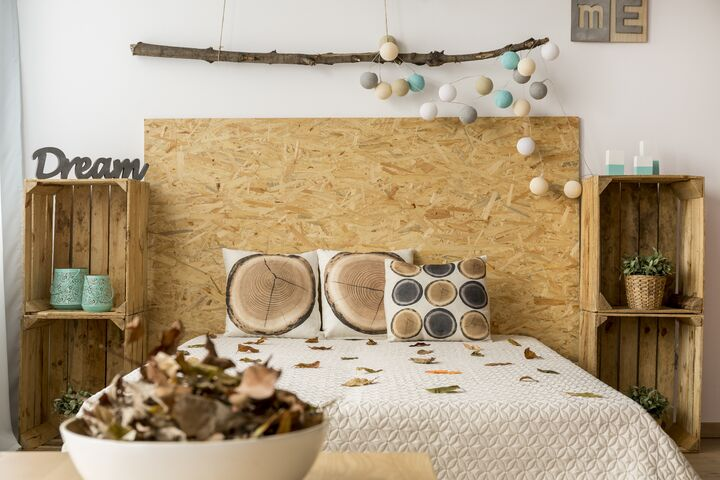 How To Use Recycled Material In Interior Design