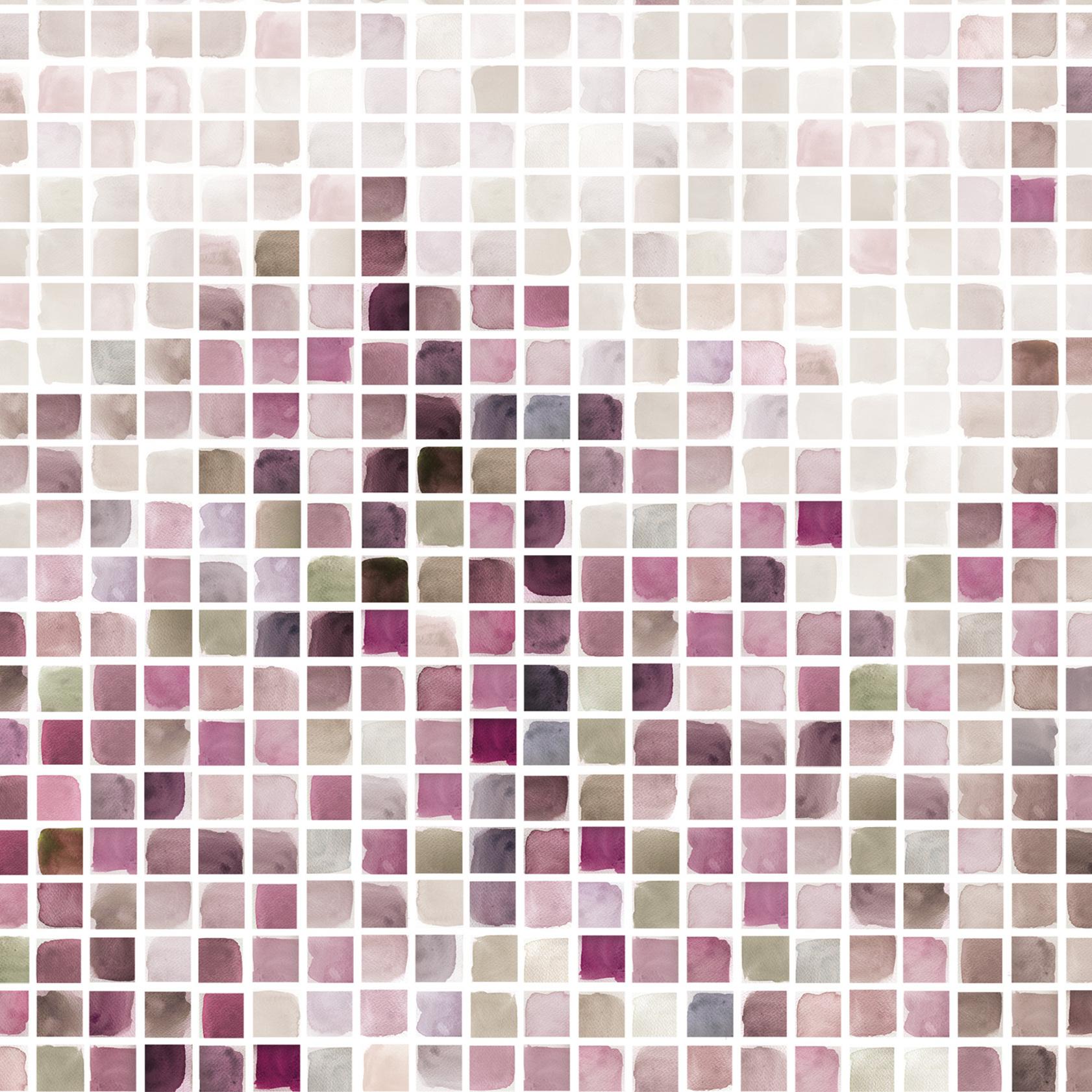 Purpurowa tapeta