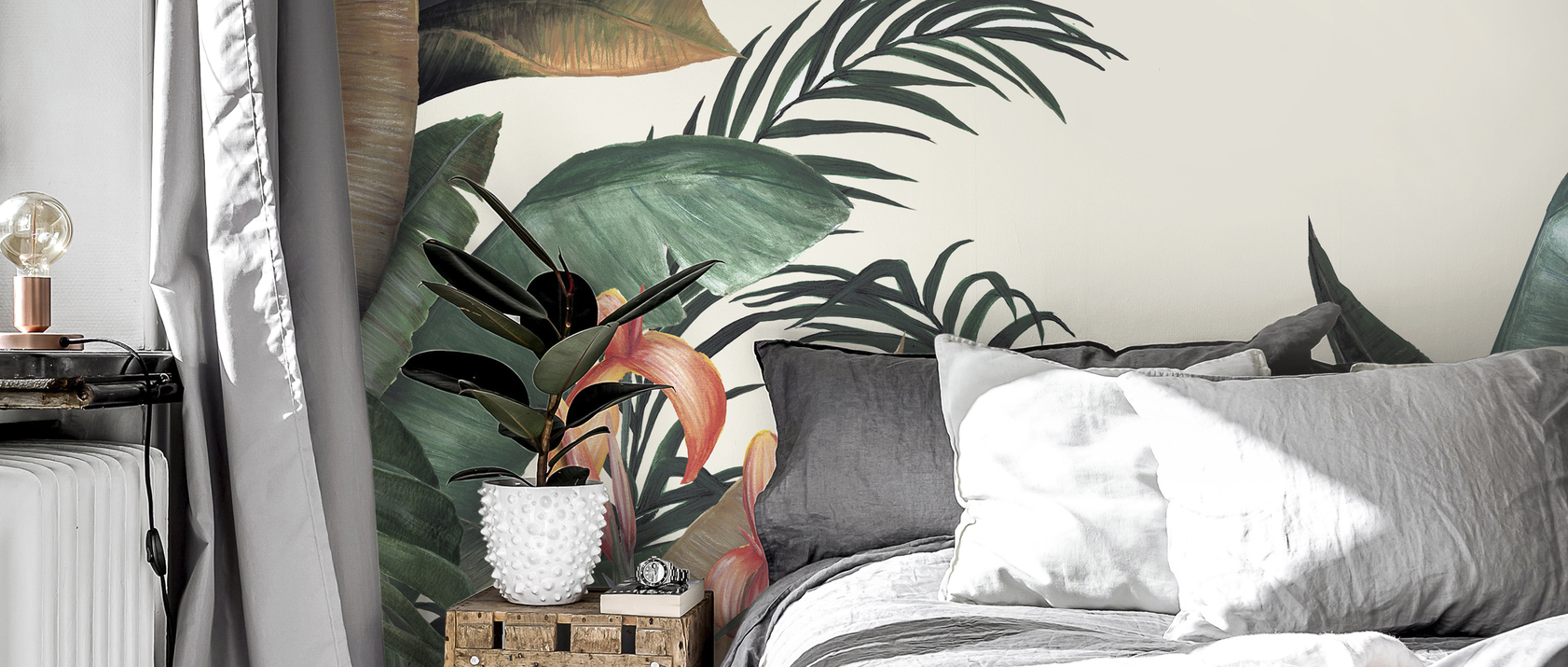 Our favourite wall murals