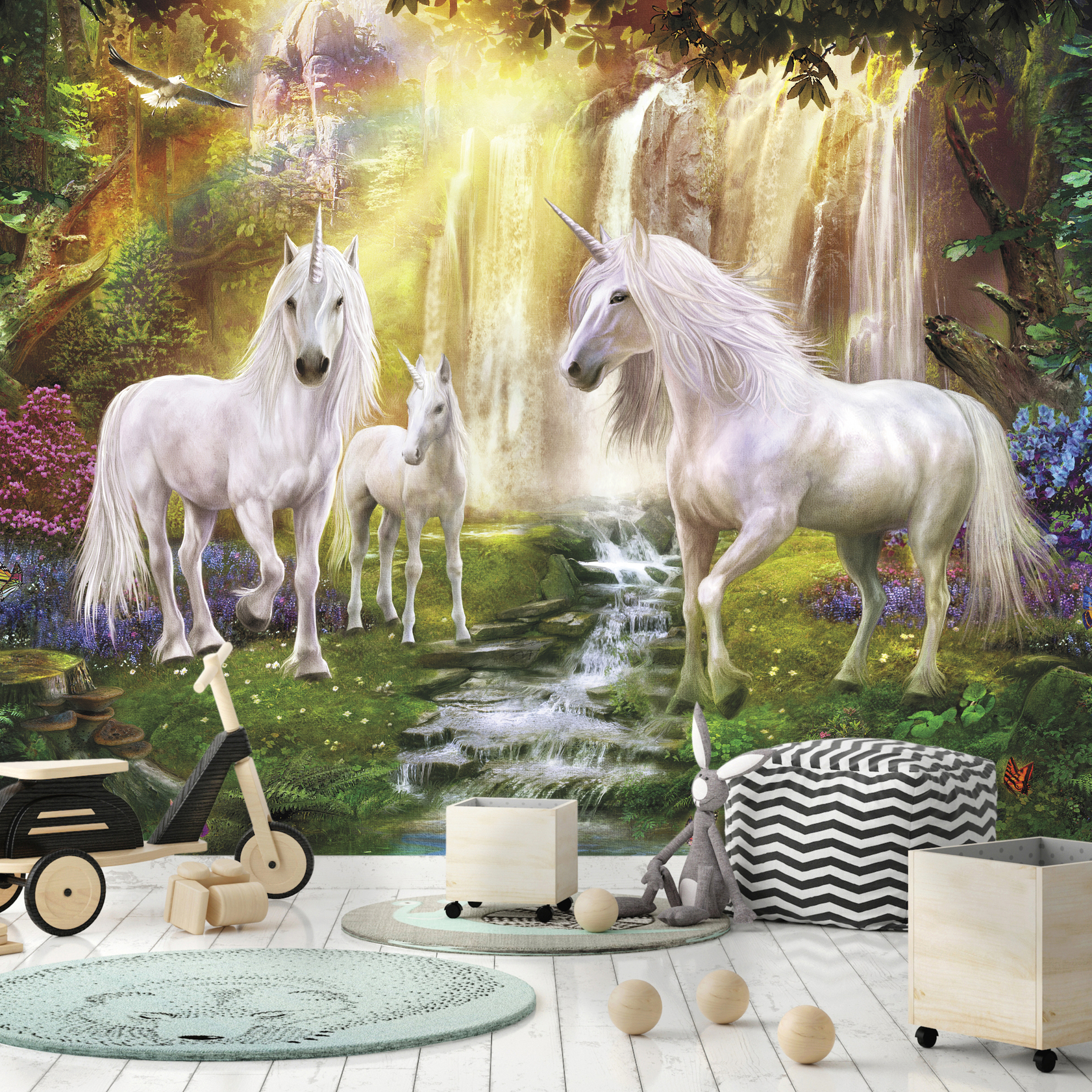 Mystery- & Fantasy-Tiere