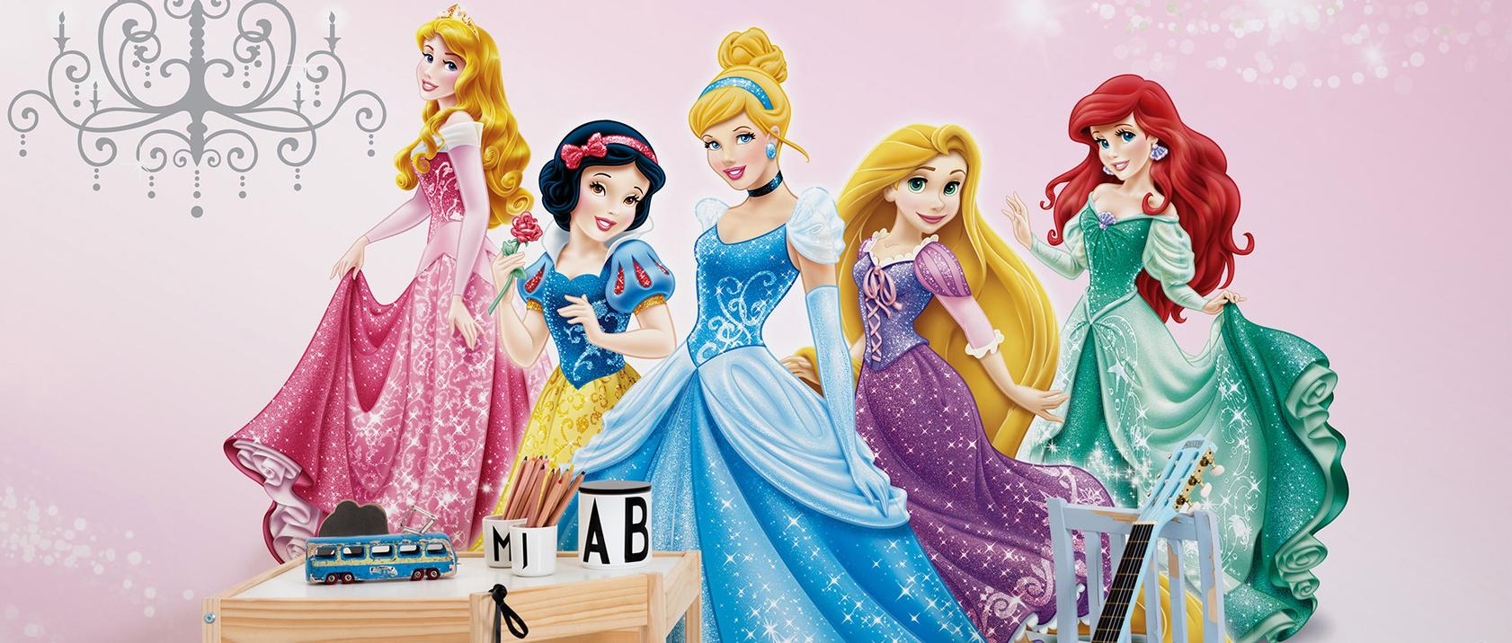 Disney – Prinsessor