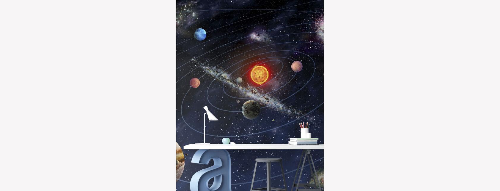 Astronomie Espace Décorations Murales Tendance Photowall