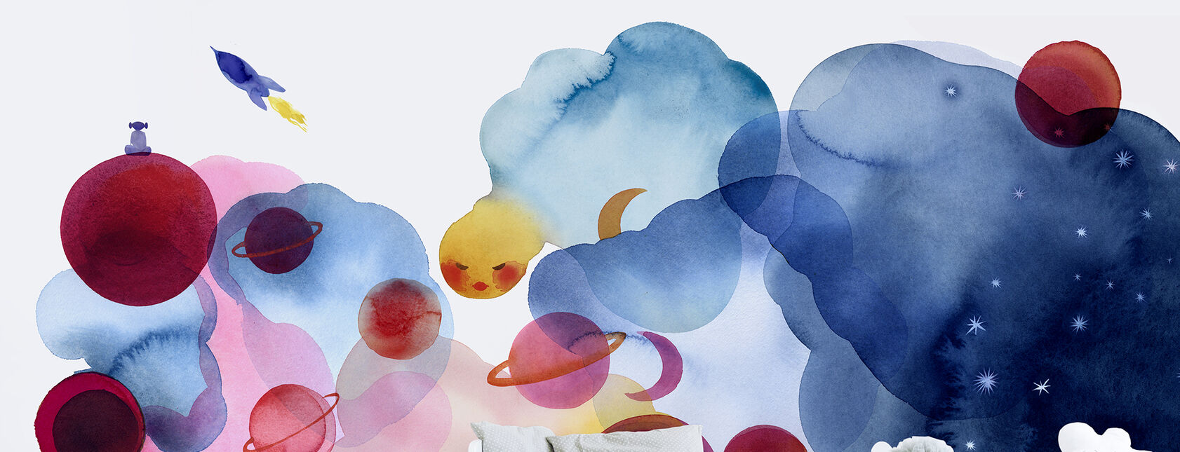 Stina Wirsen - Watercolors