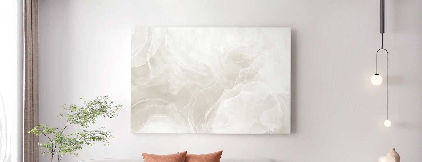 Beige Canvas Prints