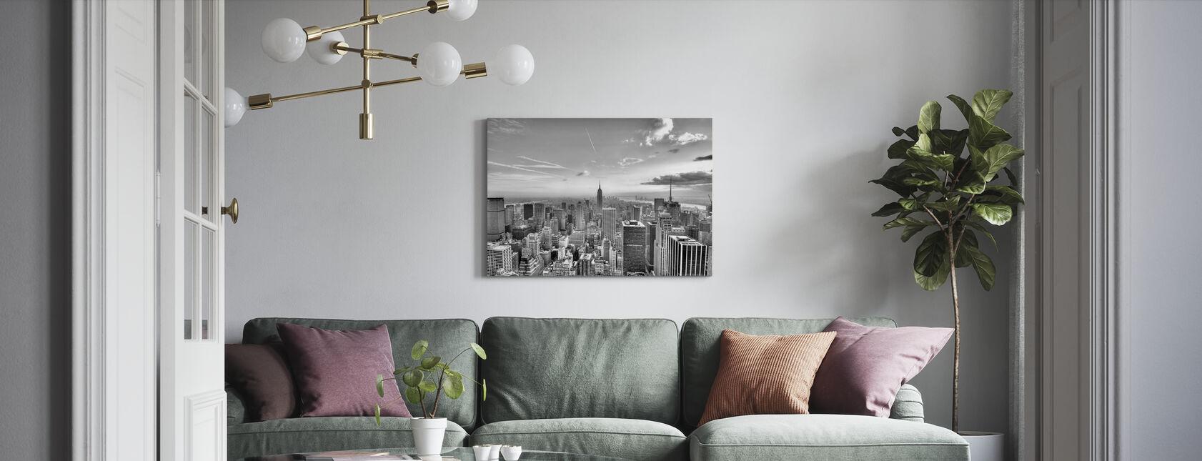 New York City, Verenigde Staten - Canvas print - Woonkamer
