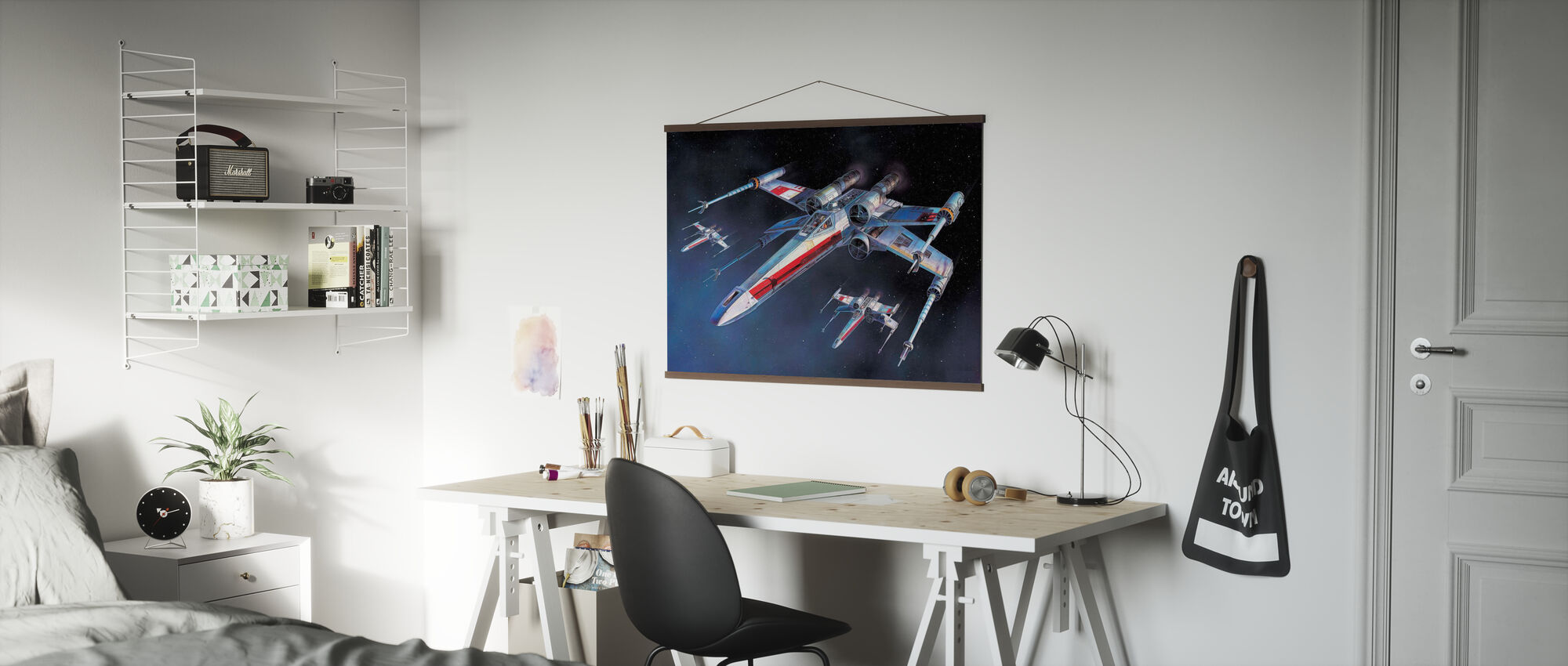 Star Wars - X-wing Starfighters - Poster - Kontor