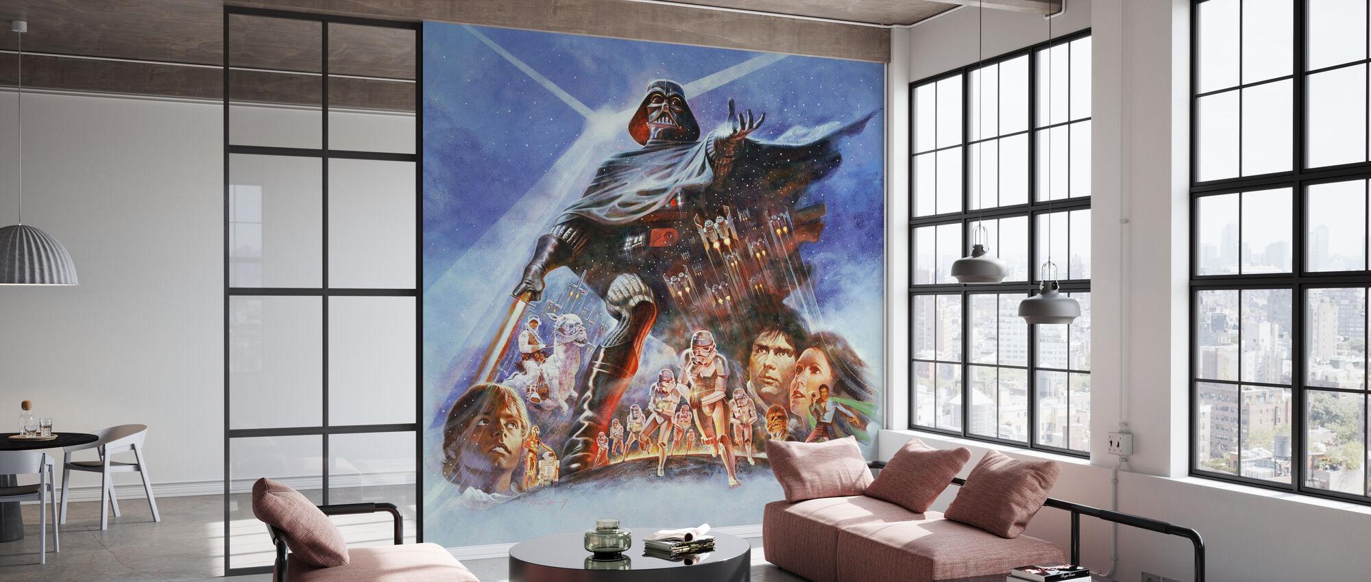 Stjärnornas krig - Darth Vader 2 - Tapet - Kontor