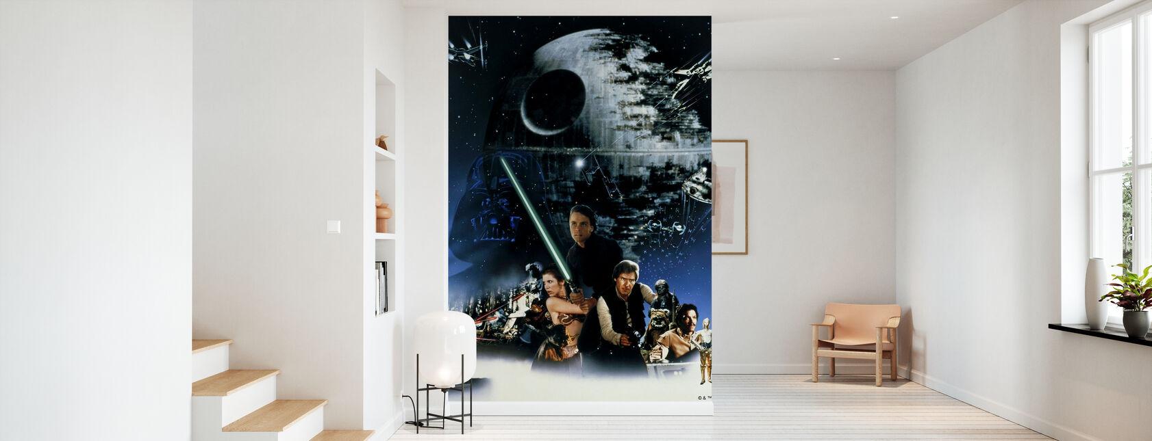 Star Wars - plakat 19 - Tapet - Gang