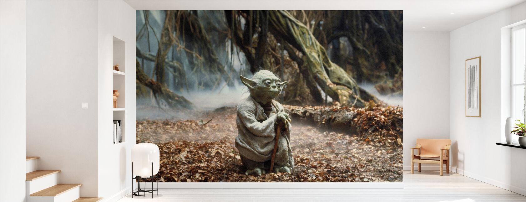 Stjärnornas krig - Yoda Dagobah 2 - Tapet - Hall