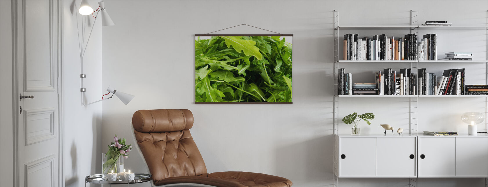 Verse Ruccola - Poster - Woonkamer