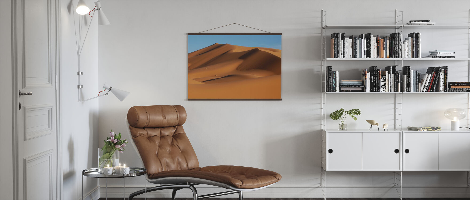 Sahara woestijn - Poster - Woonkamer