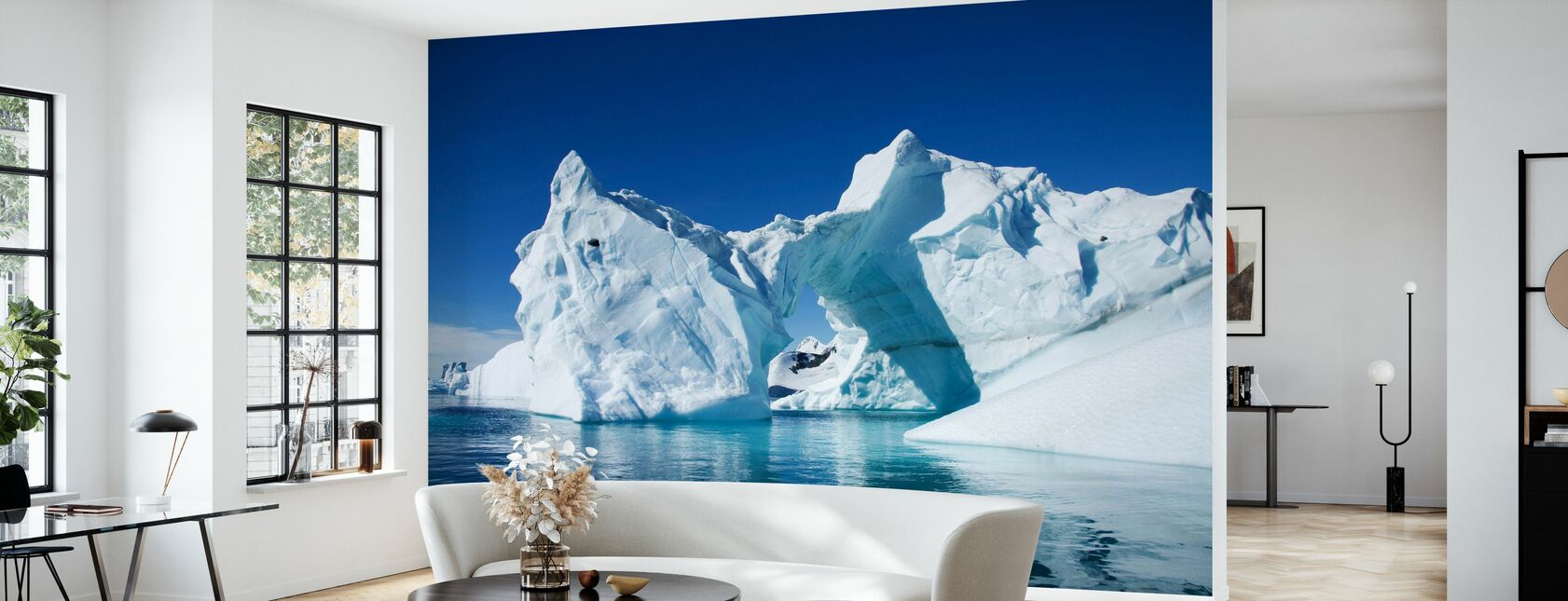 Iceberg Antarctica - Wallpaper - Living Room