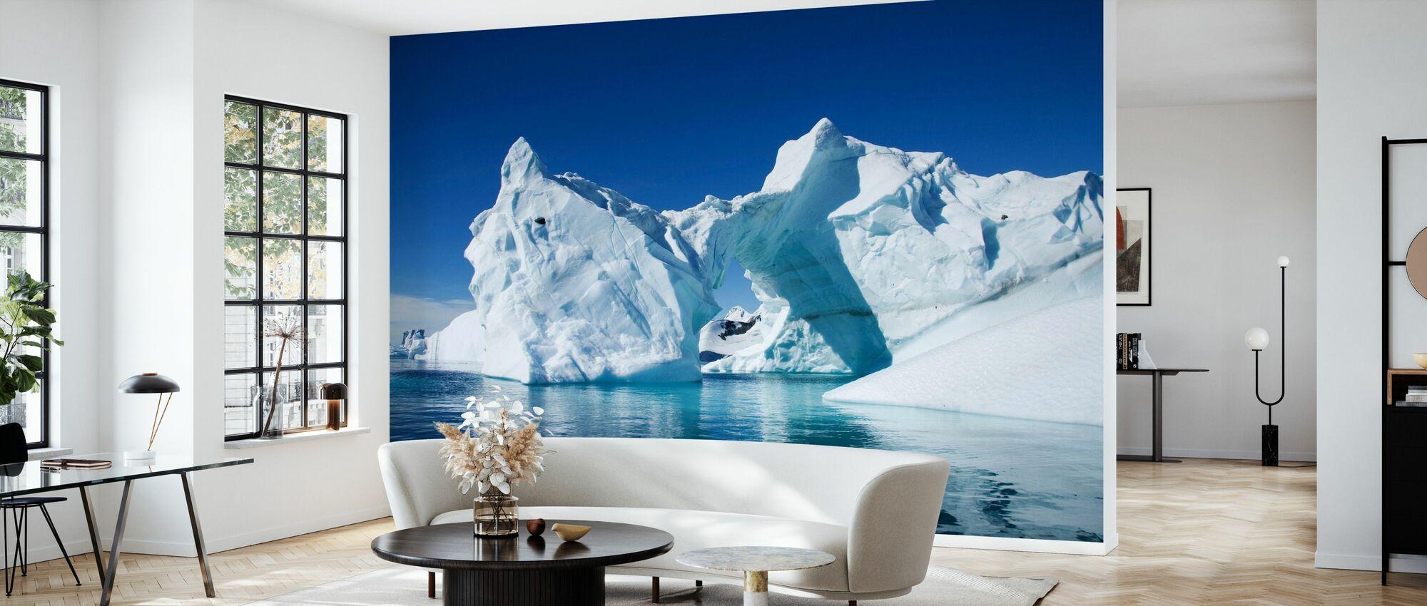 Iceberg Antarctica - Wallpaper - Living Room