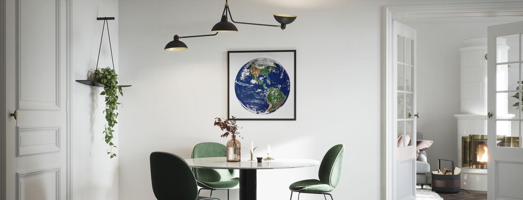 Globo - Poster - Cucina