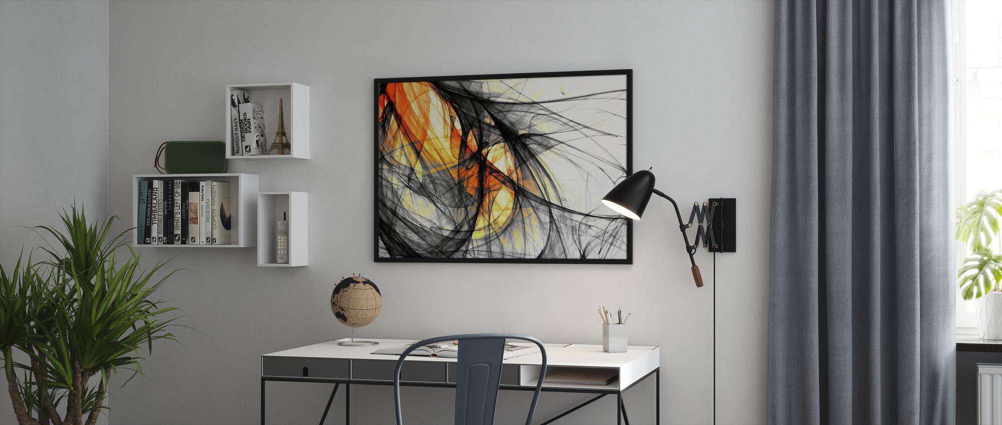 Inner Light - Poster - Office