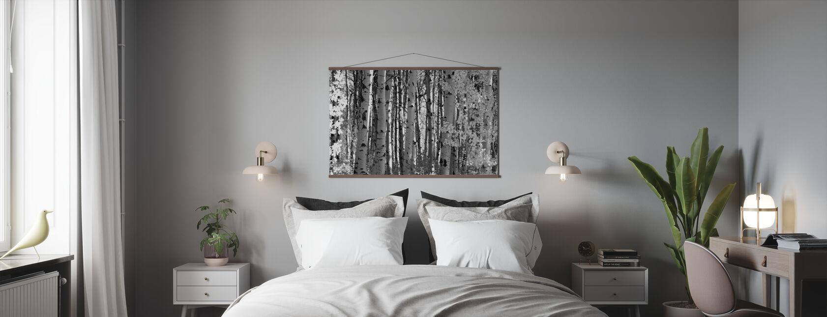 Cascade Loop - Poster - Bedroom