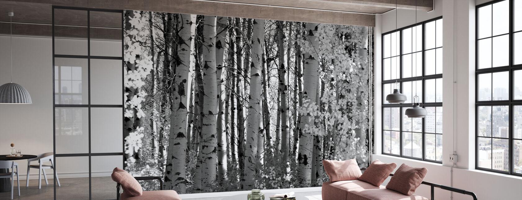 Cascade Loop - Wallpaper - Office