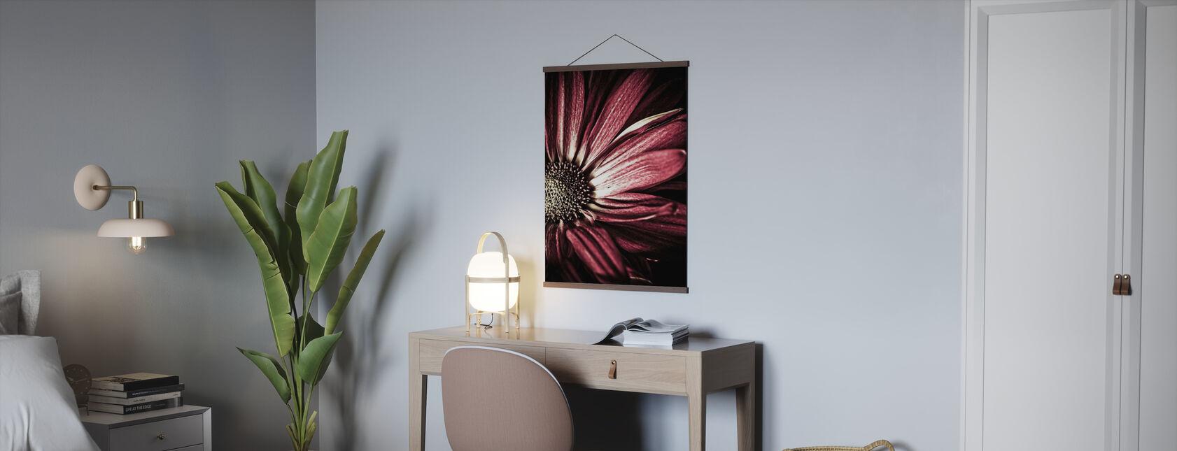 Dark Daisy - Poster - Office