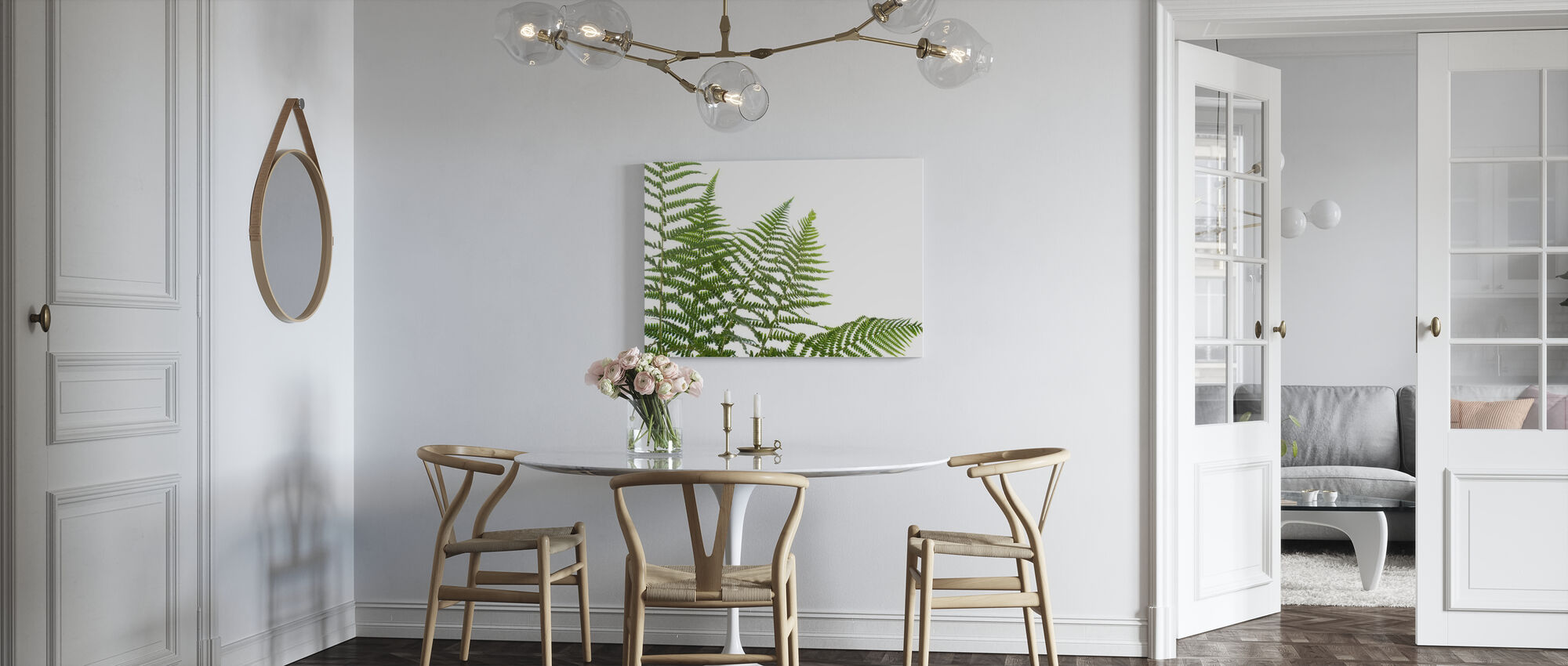Varens - Canvas print - Keuken